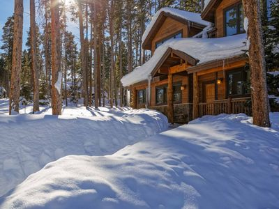 Photo for This Peak 8 lodge has EVERYTHING you need for a perfect mountain getaway!