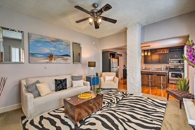 This home offers 2 bedrooms, 1 bathroom, and a fantastic location!