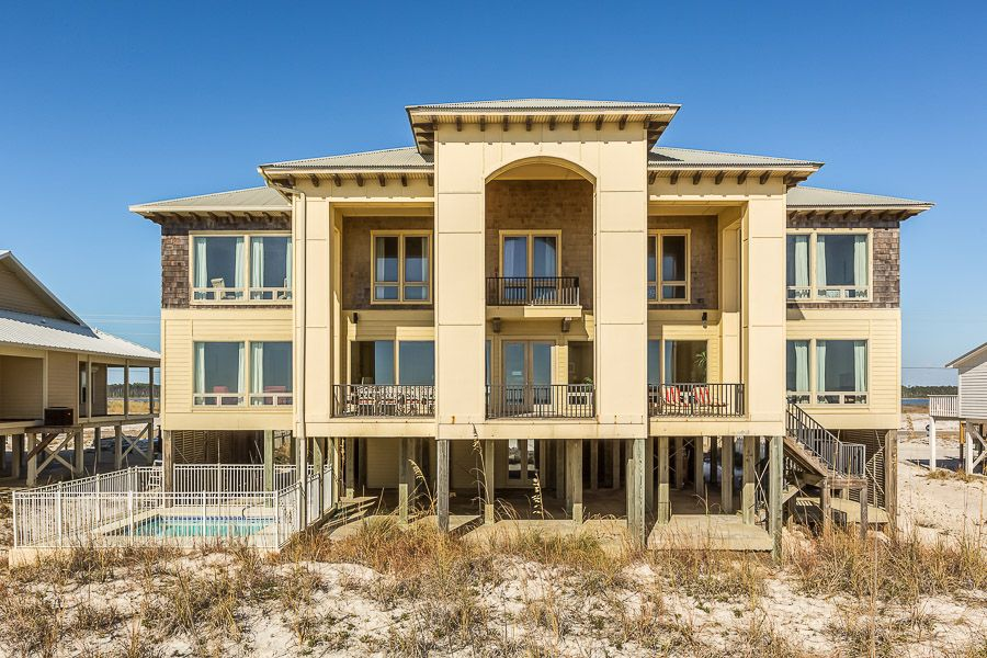 Grandview: 10 BR / 9 BA house in Gulf Shores, Sleeps 21