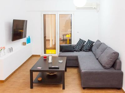 Photo for Glyfada Square modern and cozy apartment