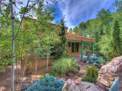 Photo for Gorgeous Santa Fe Home in the Heart of historic east side right off Canyon Rd