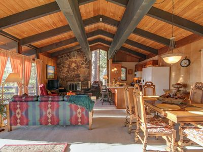 Photo for Margie's Hideaway: Lakeview Home in Incline Village, Lake Tahoe Prime Location
