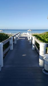 Walkway to paradise ... everything you need is here ... just pack your suitcase!
