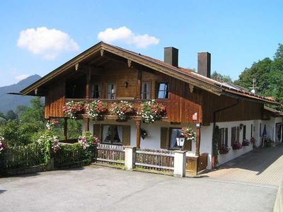 Photo for Enzian (Category A) - Gästehaus Sonnenbichl