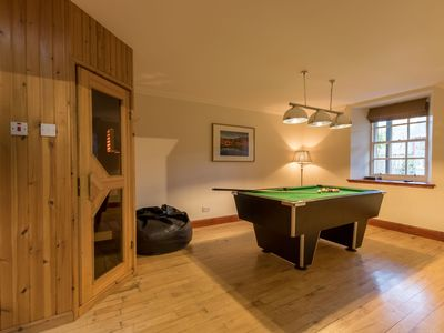 Photo for Mains of Taymouth, KENMORE ~ 4*Stables Cottage - sleeps 8 guests  in 4 bedrooms