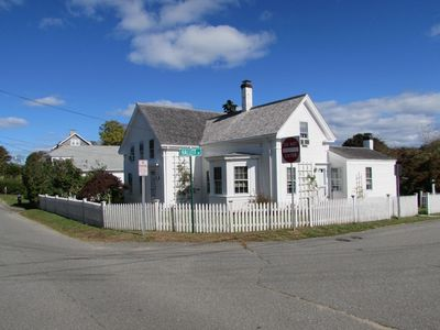 Photo for Classic home in the Old Village near Lighthouse Beach, Chatham!