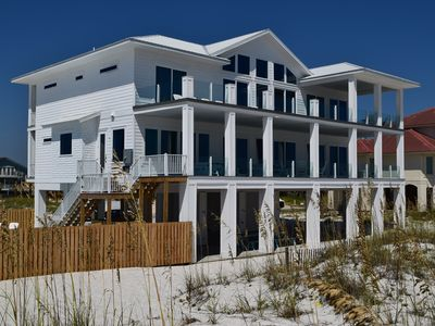 Photo for Incredible Gulf Front Home with Private POOL!!