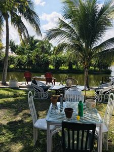 Photo for Waterfront fun location near Beaches Miami  shop dining & casinos