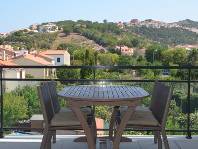 Photo for New apartment without vis-à-vis, very quiet 7 minutes walk from the beach