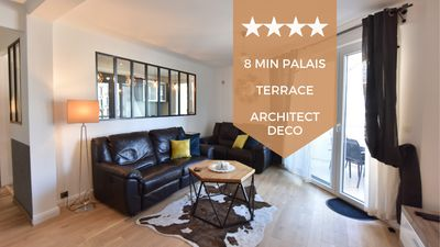 Photo for ❤️ HEARTTHROB ❤️ Architect-designed, 10 minutes walking from the Palais
