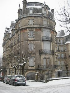 residence metropole hiver