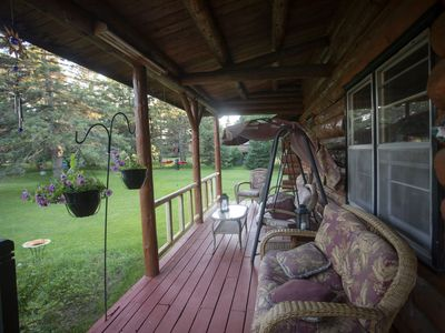 Photo for 2BR Cabin Vacation Rental in Carlton, Minnesota
