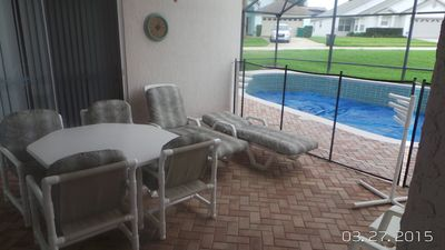 Photo for NEW REDUCED RATES 4 BED 3 BATH LUXURY POOL HOME WITH SPA NEW FLOORING FREE WIFI