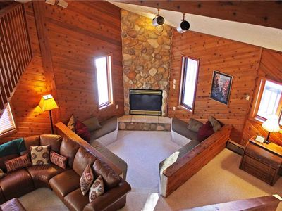 Photo for A Large Trailside Vacation Home with a Spacious Open Concept And A 4-Person Whirlpool