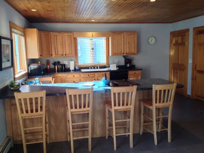 Photo for Spacious Four Season In-Town Southwest Harbor Apartment. Minutes From Acadia.