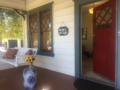 Welcome to Mimi's Downtown Cottage