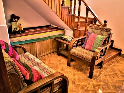 Photo for Traditional and cozy room❤ Historical center