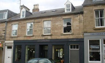 Photo for Centrally Located Little Flat, Full Of Character InThe Border Town Of Melrose.