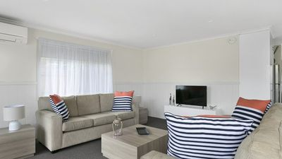 Photo for Air Con, Accom for 8