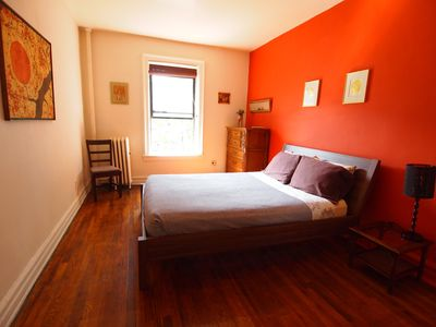 Photo for 1 block to the subway & Prospect Park - great area with fast access to Manhattan