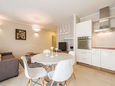 Photo for 158 m from the center of Zadar with Internet, Air conditioning, Parking, Washing machine (740188)