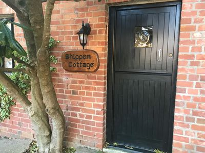 Photo for Shippen Cottage - Private Garden - Dog Friendly