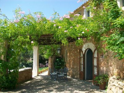 Photo for Calendar 2021 Opened- CA NA TONINA- Rustic Finca in Santany. 8 pax. BBQ Private pool- VILLAONLINE - Free Wifi