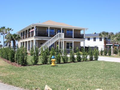 Photo for 2/2 New Smyrna Beach Home directly across from beach