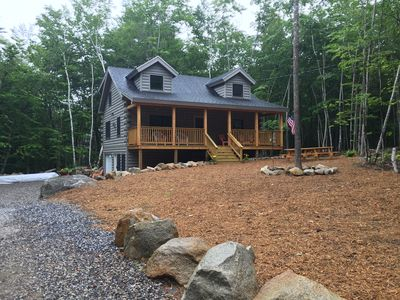 Photo for Quintessential Frye Island On Beautiful Sebago Lake