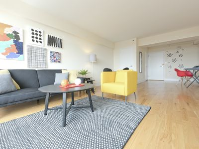 Photo for Unique 1BR in Brookline by Sonder