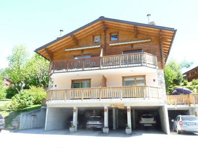 Photo for Nice apartment for 4 guests with TV, balcony and parking