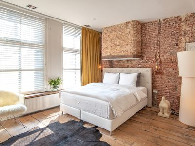 """Photo for """"Double Fun"""" Luxury suite in the heart of Amsterdam """"The nine streets"""""""