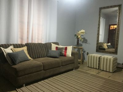 Photo for House p up to 7 people. the Centro Político Administrativo and Shopping Pantanal
