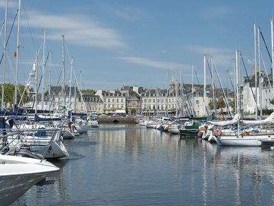 Photo for T2 near the port and the historic center of Vannes in quiet residence