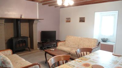 Photo for Beautiful village, 2 bedroom cottage / gite, Normandy, France - Great Location