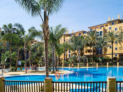 Photo for Apartment Los jazmines in Marbella - 6 persons, 2 bedrooms