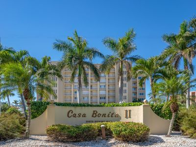 Photo for Casa Bonita unit located on the top floor overlooking the Gulf of Mexico.