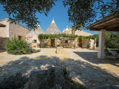Photo for 4BR Cottage Vacation Rental in Castellana Grotte, Bari