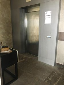 Private elevator entrance to your 4 bdrm Residence.