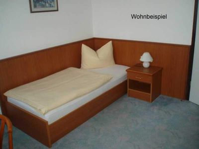 Photo for Single Room 3 - Hotel-Pension Haus Ursula