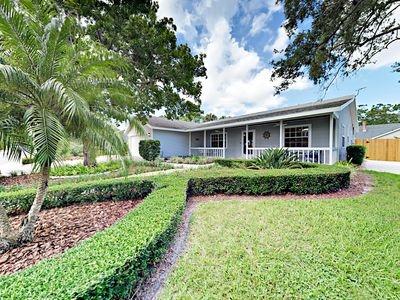 Photo for Manatee River Views! River District 3BR w/ Lanai - Close to Beach & Downtown