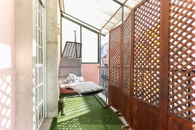 Principe Real Balcony by Homing
