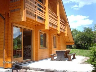 Photo for 3BR Chalet Vacation Rental in Gérardmer, Grand Est