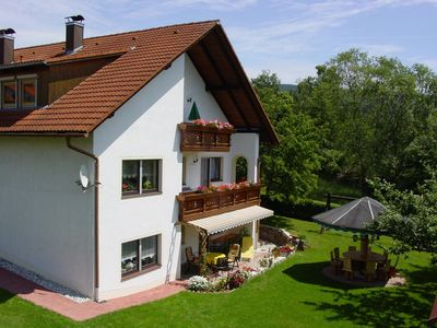 Photo for Haus Christa, Bavarian Forest, large apartment with terrace