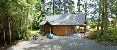 Photo for Quiet retreat in the beautiful Pacific Northwest