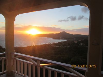 Photo for New listing! Breathtaking View! Secluded Villa on Scenic North Coast