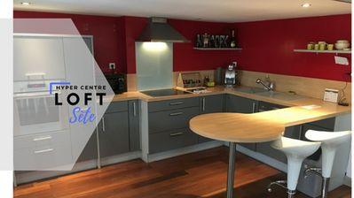 Photo for Superb Loft 77m2 Top Location heart of town!