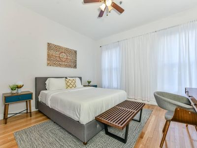 Photo for Massive 3 BR South End Apt by Domio