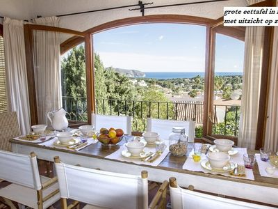 Photo for Charming villa with heated pool, well located on the sun and sea view