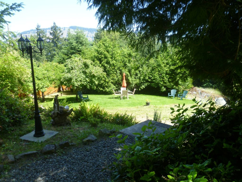 Private Rentals On Pender Island